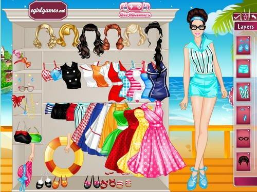 Играть в игры для девочек мода и