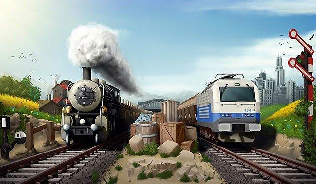 Поезда браузерная онлайн игра